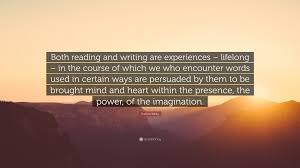 about reading experience essay about reading experience