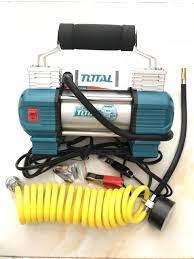 Máy bơm hơi lốp xe ô tô Total 12V TTAC2506T