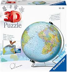 Ravensburger The Earth 540 Piece 3D Jigsaw Puzzle ... - Amazon.com