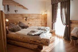 Zwei Zimmer Im Stil Alpin Chalet Chalet Rifugio Al Faggio