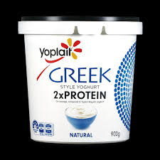 greek style 2x protein natural