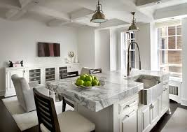 thick marble countertops