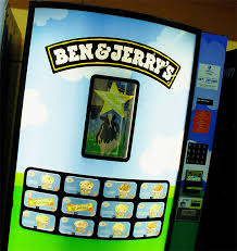 Ben And Jerry's Vending Machine Enchanting Introducing The Fully Automated 48 Hour City Future Of Technology