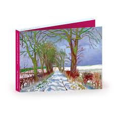 Christmas Card Picture Winter Tunnel With Snow Christmas Card Pack Royal Academy Of