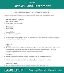 last will testament form print last will forms us last will and testament sample