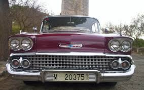 THE STREET PEEP: Submission: 1958 Chevrolet Bel Air
