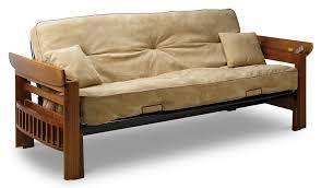 Living Room Furniture Orlando Orlando Futon Hazelnut Leons