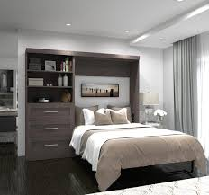 Modular Bedroom Furniture Systems Bestar Home Office Furniture Murphy Bed