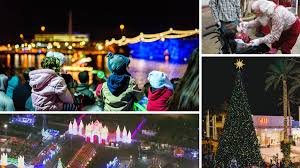 Peoria Az Christmas Lights 20 Christmas Light Displays Festivities Happening In The