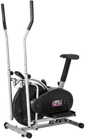 Hometrainer of crosstrainer