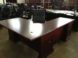awesome l shaped computer desk by sauder furniture for office home furniture ideas