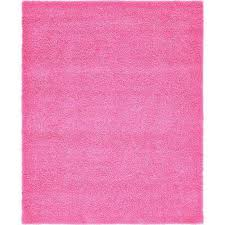 solid taffy pink 8 0 x 10 0 area rug