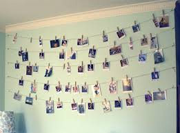 hang up notes cards ticket stubs and other paper memories to create an eclectic yet super easy display for your room