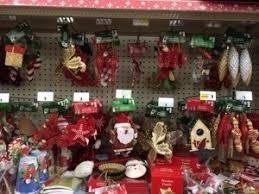 christmas decorations at dollar general