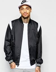 nike rev jacket in black 832879 010 men nike air max 90 whole dealer