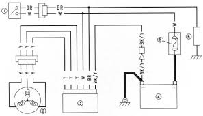 kawasaki zx9 r charging system circuit diagram