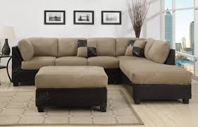 Microfiber Living Room Chairs Sectional Sofa Furniture Microfiber Sectional Couch 3 Pc Living