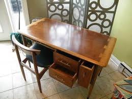 mid century lane acclaim desk