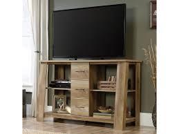 Sauder Tv Cabinet Sauder Boone Mountain Rustic Style Credenza Tv Stand Becker