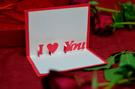 Top 10 Ideas For Valentines Day Cards Creative Pop Up Cards