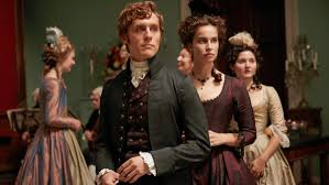 poldark review a w s lot still sucks in th century cornwall  jack farthing and heida reed poldark