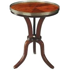 small round wood accent table charming with tables elegant dark side impressive