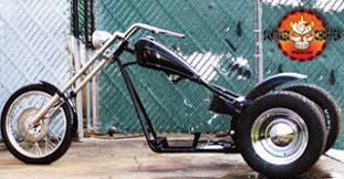 santiago chopper trick trike chassis kits at cyril huze post