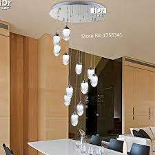 16 head led chandelier light fashion branch modern christmas hotel lighting chandelierd600xh1800mm free shippingchina cheap chandelier lighting