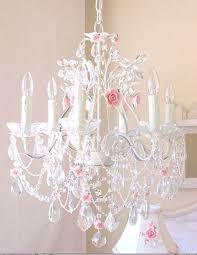 43 best shabby chic chandeliers images on chandelier for girl bedroom