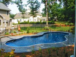 Small Pool Designs Backyard Swimming Pool Design