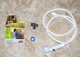 easy pet bath shower conversion parts