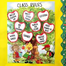Suzys Zoo Classroom Ideas Class Rules Chart