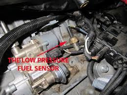 low fuel pressure, pressure, low, fuel, petrol, diesel, gauge