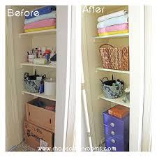 bathroom closet organization ideas. Fine Bathroom Organizing A Small Bathroom Space Hometalk With Closet Ideas Remodel 14 Organization