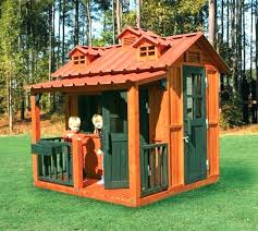 childrens outdoor playhouses plastic kids playhouse plans decoration keter funtivity childrens outdoor playhouse