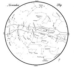 Star Chart For November Whats Up In November Taurids Leonids Offer Possibility Of