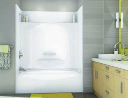one piece bathtub shower combo beautiful shower best e piece shower stall ideas home enclosures calgary amazing home depot bathtub liner installation cost