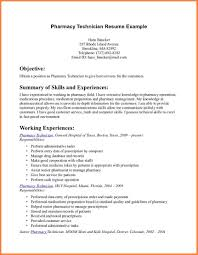 Pharmacist Resume Pdf Hospital Pharmacist Resume Pdf Objective Examples Clinical In India 6