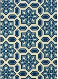 indoor outdoor rug blue odilia tropical palms blue gray beige indoor outdoor area rug aldo blue