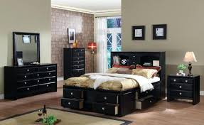 bedroom with black furniture. Black Bedroom Furniture Decorating Ideas  Mesmerizing Dining Table Concept With . N