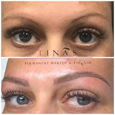 photo of tina s permanent makeup and eyelash cypress tx united states before