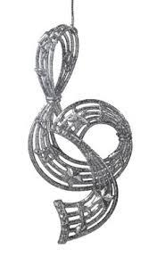 3d Geige Musik Instrumente Christbaumschmuck Dekoration