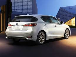 Lexus Ct Styles Features Highlights