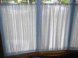 tension rod blind tension rod curtains top and bottom tension rod blinds