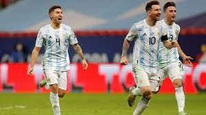 Kupa Amerika'da finalin adı: Brezilya - Arjantin
