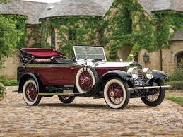 Rm Sothebys 1923 Rolls Royce Silver Ghost Salamanca By Rolls