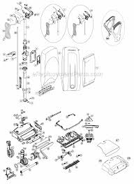 oreck xl21 700ecb parts list and diagram ereplacementparts com