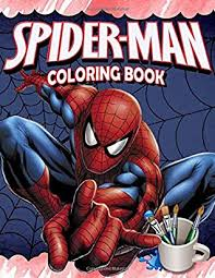 Free printable spiderman coloring pages for kids. Spider Man Coloring Book Spider Man Jumbo Coloring Book With Amazing Images For All Ages By Bumboo Books