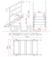 ecp 4 Automotive Wiring Diagrams to cater to most stage heights we manufacture two ecp stair models