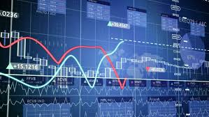 Financial Figures And Diagrams Showing Stock Footage Video 100 Royalty Free 19472740 Shutterstock